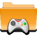 kde, folder, games