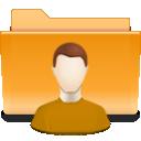 folder, kde, public icon