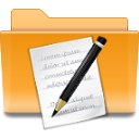 kde, folder, txt