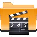 folder, kde, video