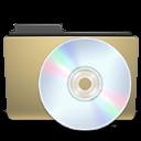 manilla, folder, cd