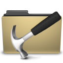 development, folder, manilla icon