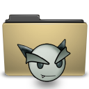 deviantart, folder, manilla icon