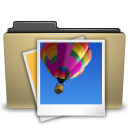 folder, image, manilla icon