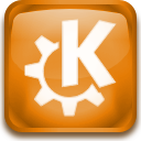 here, kde, start icon