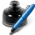 openofficeorg, writer icon