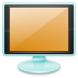 desktop, display, preferences icon