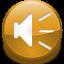 preferences, sound, speech, text, to icon
