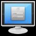 computer, login, monitor, screen icon