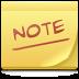 note, post it, postit icon
