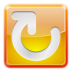 reload, restart, system icon