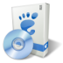 foot, gnome, installer, program, software, system icon