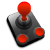 applications, games, joystick icon