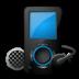 mp3, player, sandisk, sansa icon