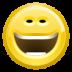 funny, laugh, smile icon