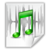 adpcm, audio icon