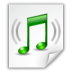 audio, flac icon