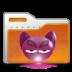 deviantart, folder, human icon