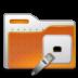 folder, network, remote icon