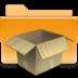 folder, kde, tar icon