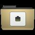 folder, manilla, remote icon