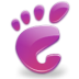 here, pink, start icon