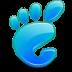 footmark, footprint, step icon