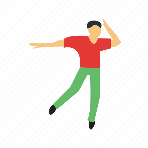 dance, dancer, dancing, fun, male, party, people icon