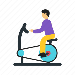 bike, biker, cycle, cycling, cyclist, road, speed icon