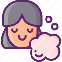 cleaner, face, hygiene icon