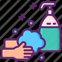 good, habits, hygiene icon