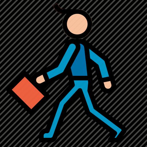 Office, work, businessman icon - Download on Iconfinder