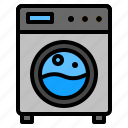 wash, washing machine icon