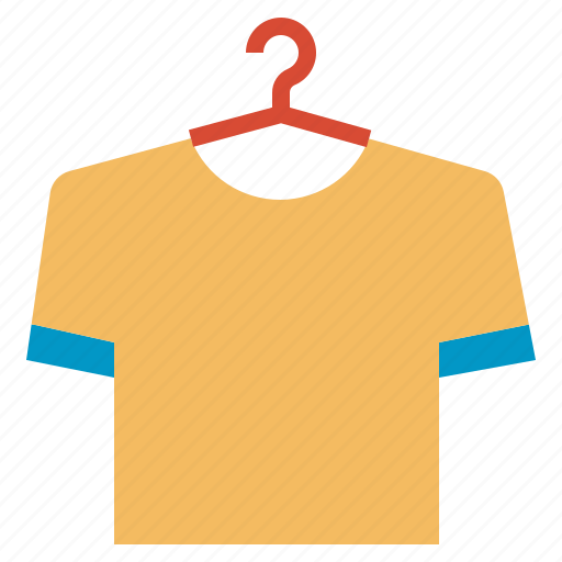 Clothes, hanger, tshirt icon - Download on Iconfinder