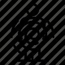 hypnosis, logo, motion, ornament, retro, texture, twirl icon