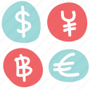 cash, currency, ecommerce, financial, money, payment, shopping icon
