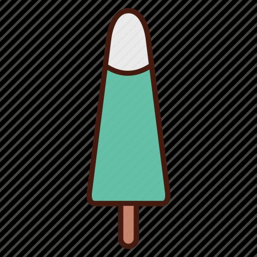 cone, cone ice cream, dessert, ice cream, refreshment icon