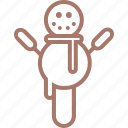 cream, ice, ice cream, icecream, popsicle, snow, snowman icon