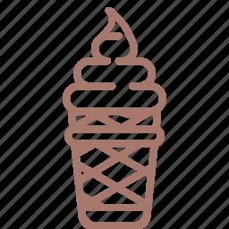 cream, ice, ice cream, icecream, popsicle, мороженое icon