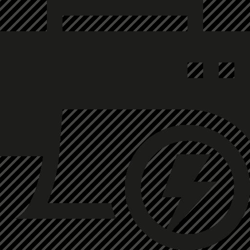 debug, document, energy, epson, flash, hp, ink, inkjet, laser, lightning, lpt, network, office, page, paper, power, print, printer, printing, printout, prn, record, sheet, thunder icon