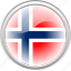 city, country, federation, flag, flag norsk, norsk icon