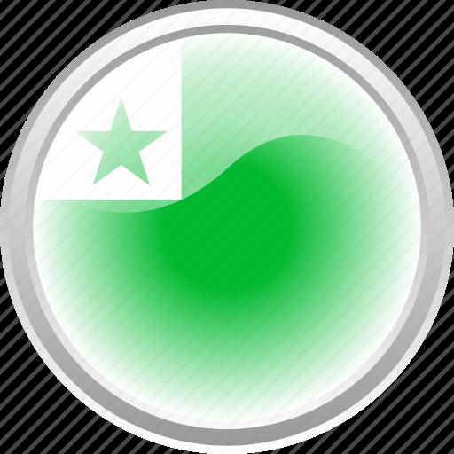 City esperanto, esperanto, flag, flag esperanto icon - Download on Iconfinder