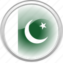 city, country, federation, flag, flag pakistas, nation, pakistan icon
