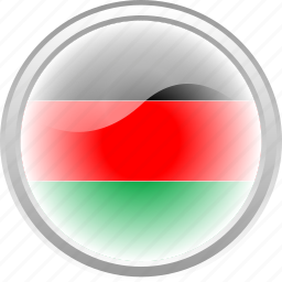 african, city, country, flag, flag african icon
