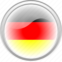 city, country, flag, flag germany, germany, nation icon