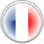 city, country, flag, flag french, french icon