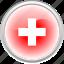 city, country, federation, flag, flag switzerland, switzerland icon