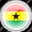 city ghana, federation, flag, flag ghana, ghana icon