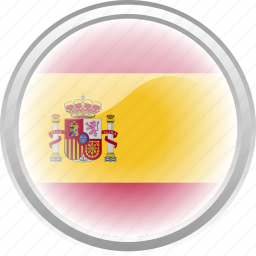 barcelona, city spanyol, flag, football, real madrid, soccer, spanyol icon