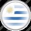 city, country uruguay, flag, flag uruguay, sun, uruguay icon
